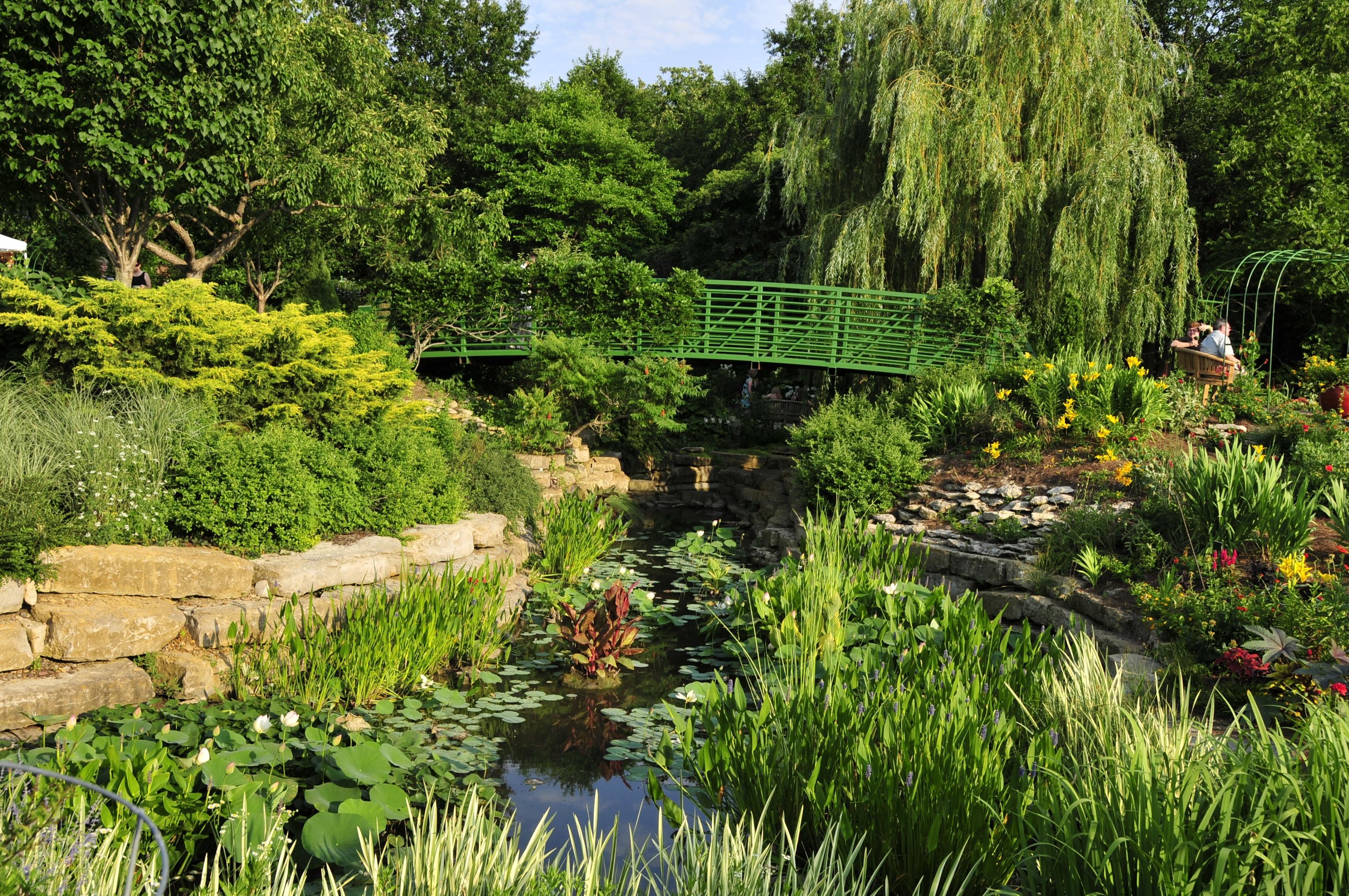 Wonderscope Children S Museum Of Kansas City Monet Gardens